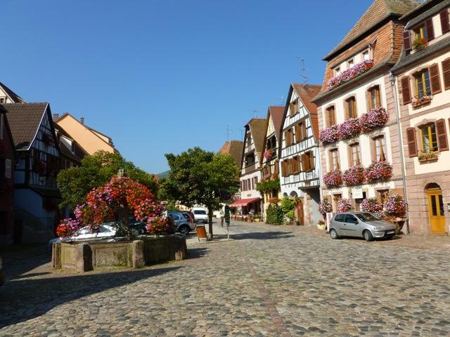 Alsace strasbourg colmar chateaux et villages haut - Autour de bebe colmar houssen ...